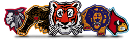 chenille mascot patches, mascot patches, chenille mascot patches for letterman jackets