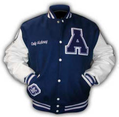 leather and wool varsity jackets, wool varsity jackets, leather varsity jackets, hooded varsity jackets, girls varsity jackets